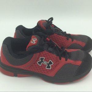 Under Armour kids shoes